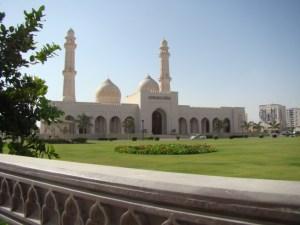 oman salalah grand mosque