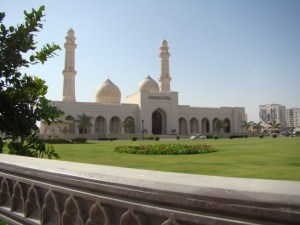 oman salalah grand mosque