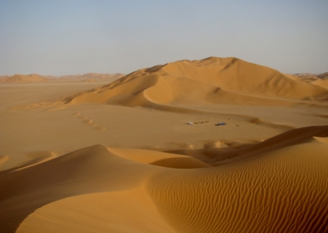 Oman Empty Quarter Expedition