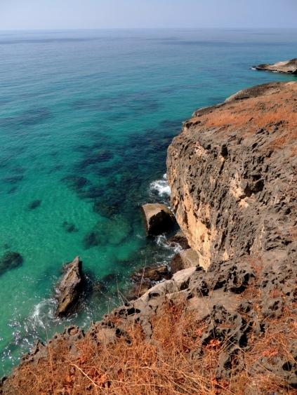 oman east of wadi sayq
