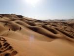 Sunlight Dune Ridge