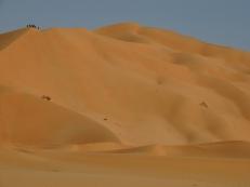 Towering Dunes