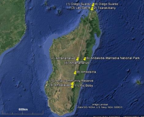 Madagascar Adventure Lawrence